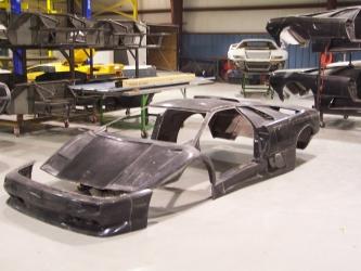 American Supercar Concepts Kit Cars Featuring Lamborghini Diablo